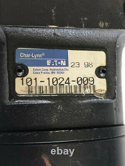 Eaton 101-1024-009 Hydraulic Motor Pump, Cq