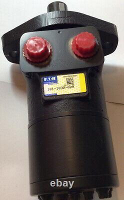 Eaton 101-1032-009 Hydraulic Motor (Brand New in Manf Box) Manf Date 20-Mar-20