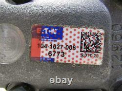 Eaton 104-1027-006 Hydraulic Motor 295 RPM 3000 psi 20gpm