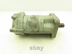Eaton 104-1252-006 Hydraulic Geroler Disc Valve Motor 20GPM 3000 PSI 1 Shaft