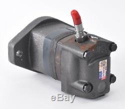 Eaton 104-3408-006 Hydraulic Motor With Speed Sensor 4.9 CIR Genuine OEM S6