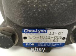 Eaton 105-1032-006 Hydraulic Motor Hydraulikmotor New NMP