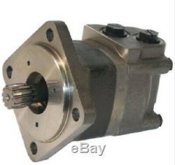 Eaton 106-1015-006. Char-Lynn 2000 Series Hydraulic Mtr 24.9CID Bearingless 12T