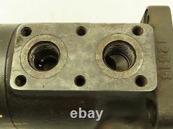Eaton 107-1010-004 Hydraulic Motor 4-Bolt Flange 1.25 Shaft