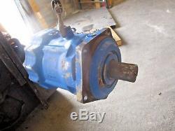 Eaton 134me00019c Hydraulic Motor #7261218h Used