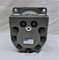 Eaton 177-0012-005 Char-lynn Hydraulic Motor For Snow Removal Equipment