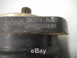 Eaton 3 Section Hydraulic Gear Motor 26504 RAB Model E991010MM Toro 5500-6500