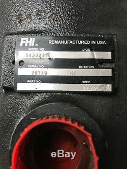 Eaton 54 Series Reman. Hydraulic motor