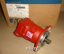 Eaton 74318-DAB Fixed Displacement Hydraulic Piston Motor 74318DAB NEW