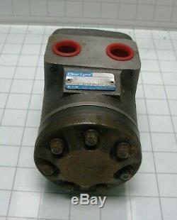 Eaton Char Lynn 101-1002-007 hydraulic motor 4.5 in³ displacement
