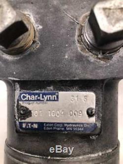 Eaton Char-Lynn 101-1004-009 Hydraulic Gerotor Spool Valve Motor 353RPM