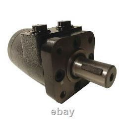 Eaton Char-Lynn 101-1005 Hydraulic Motor, 11.3 Cu In/Rev, 4 Bolt