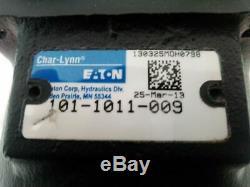 Eaton Char-Lynn 101-1011 5.9 Cu In/Rev 585 Max RPM Hydraulic Motor