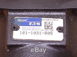 Eaton Char-Lynn 101-1031-009 1800PSI 192RPM Hydraulic Motor