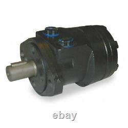 Eaton Char-Lynn 101-1035 Motor, Hydraulic, 5.9 Cu In/Rev, 2 Bolt