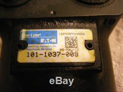 Eaton Char-Lynn 101-1037-009 NEW Hydraulic Motor 1 shaft