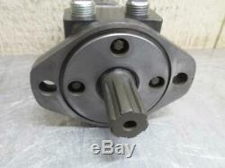 Eaton Char-Lynn 101-1077-009 Low Speed Hydraulic Motor 185 cm3/r Displacement