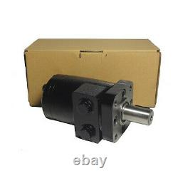Eaton Char-Lynn 101-1755 Hydraulic Motor, 7.3 Cu In/Rev, 4 Bolt