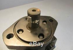 Eaton Char Lynn 103-1037-012 Hydraulic Motor 1 Shaft NWOB