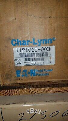 Eaton Char-Lynn 1191065-003 119-1065-003 Hydraulic Motor NIB