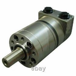 Eaton Char-Lynn 129-0339 Hydraulic Motor. 5 Cu In/Rev, 5 Bolt