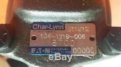 Eaton Char-Lynn 2000 Series Hydraulic Motor 104-1219-006 NewithUnused