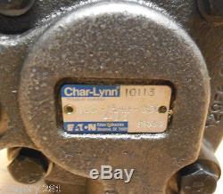 Eaton Char-Lynn 4000 Series Hydraulic Motor 1091544006