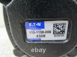 Eaton Char-Lynn 4000 Series Hydraulic Wheel Motor 110-1158-006