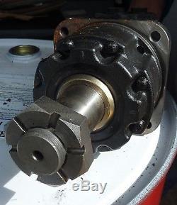 Eaton char lynn 4000 series hydraulic motor 110 1243 006 for Char lynn eaton hydraulic motors
