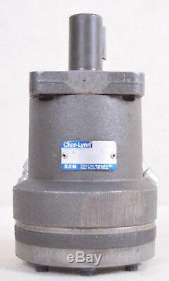 Eaton Char Lynn Hydraulic Motor 103 1002 008