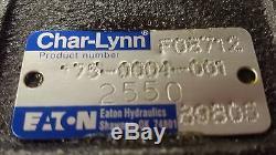 Eaton Char-Lynn Hydraulic Motor 175-0004-001 4000 Compact Newith Unused