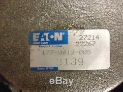 Eaton Char-Lynn Hydraulic Motor # 177-0012-005 New