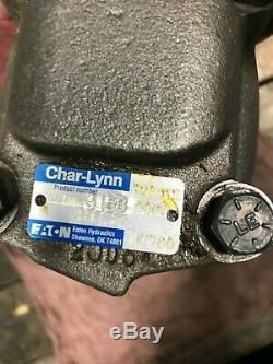 Eaton Char-Lynn Hydraulic Motor 2000 Series 104-3158-006