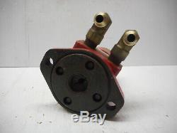 Eaton Char-Lynn Low Speed High Torque Hydraulic Motor P/N 101-1032-009