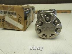 Eaton Char-lynn 101-1010-009, Hydraulic Motor, Nickel Plated! Nib! Make Offer