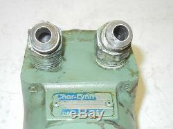 Eaton Char-lynn 103 1004 007 Used Orbit Power Hydraulic Motor 1031004007