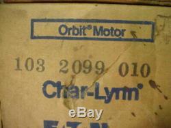 Eaton Char-lynn Hydraulic Motor 103-2099-012 Grove Lift 80018490