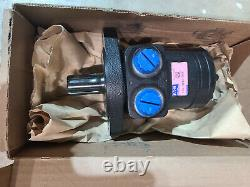 Eaton Char-lynn Hydraulic Motor 74cc SAE A 2-Bolt-Mount SAE 6B Splined