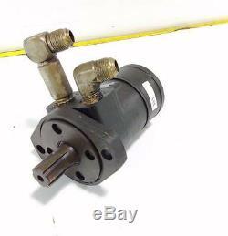 Eaton Char-lynn Hydraulic Motor D9k-f-9 101 1234 009