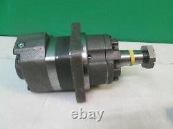 Eaton Char-lynn Oem 110-1083-006 / 110-1083 Hydraulic Wheel Mount Motor New