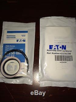 61258-000  Seal Kit for Char-Lynn Motor