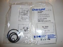 Eaton Charlyn Hydraulic Seal Kits Genuine suit Hydraulic Motors MULTI LISTING