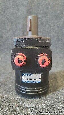 Eaton Charlynn Char-Lynn Hydraulic Motor Black 101-1001-009