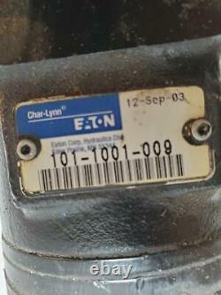 Eaton Charlynn Char-Lynn Hydraulic Motor Black 101-1001-009 (BRD3)