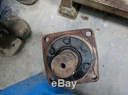 Eaton Charlynn Motor 6k-390-cga 6000 Series Hydraulic 112-1218-006
