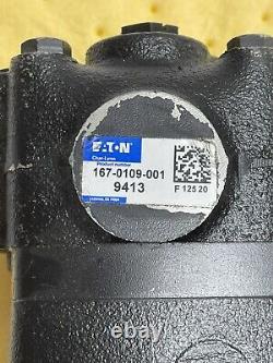 Eaton Hydraulic Motor 167-0109-001 4000 Series Lsht Hydraulic Geroler Gear Motor