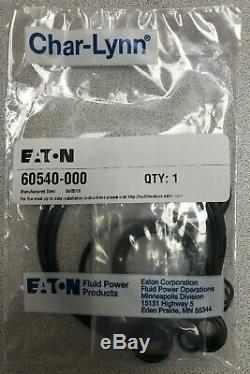 Eaton Hydraulic Motor H-290DA2-J Bonus Seal Kit