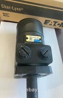 Eaton Hydraulic Orbit Motor 101-1037-009