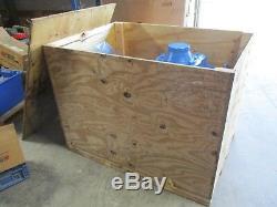 Eaton Hydre Mac Hagglund Radial Piston Hydraulic Motor Sn127244-01 #131755c Nic