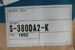 Eaton S-380DA2-K Char-lynn Hydraulic Orbit Motor 1/2in 9kpa 153rpm